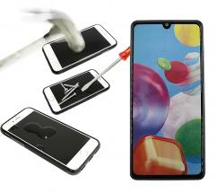 Full Frame Skjermbeskyttelse av glass Samsung Galaxy A41