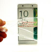 Ultra Thin TPU Deksel Sony Xperia X Performance (F8131)