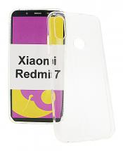 TPU-deksel for Xiaomi Redmi 7