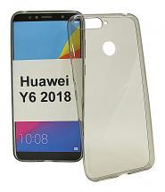 Ultra Thin TPU Deksel Huawei Y6 2018