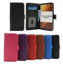 New Standcase Wallet Samsung Galaxy A6+ 2018 (A605FN/DS)