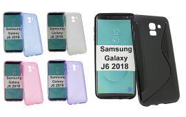 S-Line Deksel Samsung Galaxy J6 2018 (J600FN/DS)
