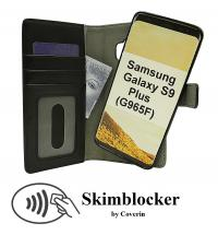 Skimblocker Magnet Wallet Samsung Galaxy S9 Plus (G965F)