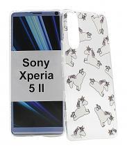 TPU Designdeksel Sony Xperia 5 II (XQ-AS52)