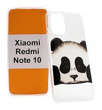 TPU Designdeksel Xiaomi Redmi Note 10