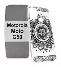 TPU Designdeksel Motorola Moto G50