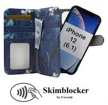 Skimblocker XL Magnet Designwallet iPhone 12 (6.1)
