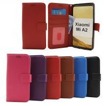 New Standcase Wallet Xiaomi Mi A2