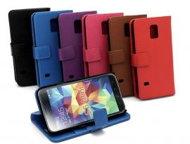 Standcase wallet Samsung Galaxy S5 Mini (G800F)