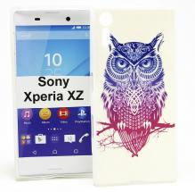 TPU Designdeksel Sony Xperia XZ (F8331)