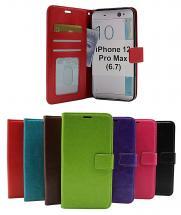 Crazy Horse Wallet iPhone 12 Pro Max (6.7)