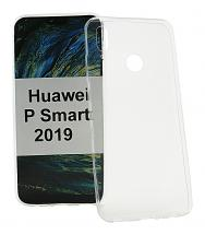 Ultra Thin TPU Deksel Huawei P Smart 2019