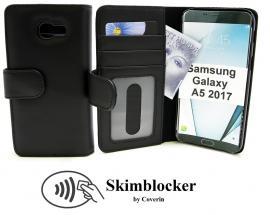 Skimblocker Lommebok-etui Samsung Galaxy A5 2017 (A520F)