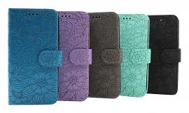 Flower Standcase Wallet iPhone 12 Pro Max (6.7)