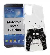 TPU Designdeksel Motorola Moto G9 Plus