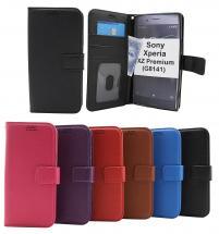 New Standcase Wallet Sony Xperia XZ Premium (G8141)
