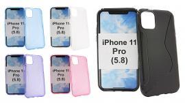 S-Line Deksel iPhone 11 Pro (5.8)