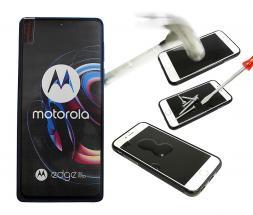 Full Frame Skjermbeskyttelse av glass Motorola Edge 20 Pro