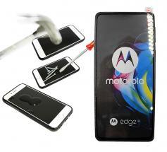 Full Frame Skjermbeskyttelse av glass Motorola Edge 20