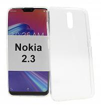TPU-deksel for Nokia 2.3