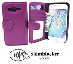 Skimblocker Lommebok-etui Samsung Galaxy J5 (SM-J500F)
