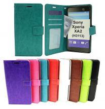 Crazy Horse Wallet Sony Xperia XA2 (H3113 / H4113)