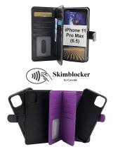 Skimblocker XL Magnet Wallet iPhone 11 Pro Max (6.5)