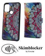 Skimblocker Magnet Designwallet Motorola Moto G20 / Moto G30