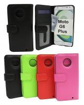 Lommebok-etui Motorola Moto G6 Plus