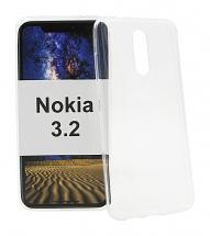 Ultra Thin TPU Deksel Nokia 3.2
