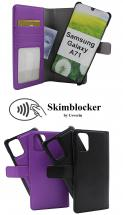 Skimblocker Magnet Wallet Samsung Galaxy A71 (A715F/DS)