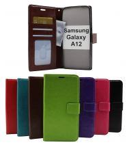 Crazy Horse Wallet Samsung Galaxy A12 (A125F/DS)
