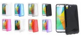 S-Line Deksel Huawei Y6