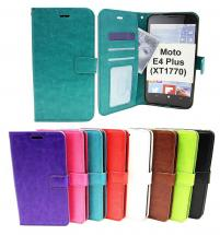 Crazy Horse Wallet Moto E4 Plus (XT1770 / XT1771)