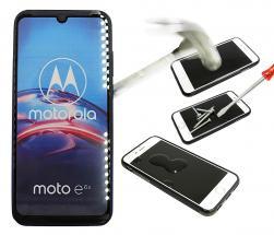Full Frame Skjermbeskyttelse av glass Motorola Moto E6s