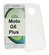 Ultra Thin TPU Deksel Motorola Moto G6 Plus