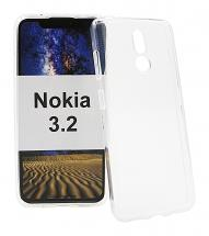 TPU-deksel for Nokia 3.2