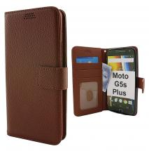 New Standcase Wallet Moto G5s Plus (XT1806 XT1805)