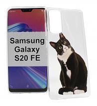 TPU Designdeksel Samsung Galaxy S20 FE/S20 FE 5G