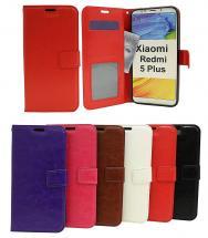 Crazy Horse Wallet Xiaomi Redmi 5 Plus
