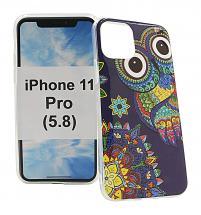 TPU Designdeksel iPhone 11 Pro (5.8)