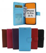New Standcase Wallet iPhone 13 Pro (6.1)