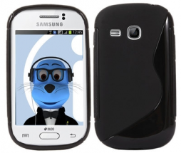 S-Line Deksel Samsung Galaxy Young (s6310)