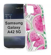 TPU Designdeksel Samsung Galaxy A42 5G