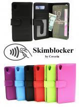 Skimblocker Lommebok-etui Sony Xperia X (F5121)