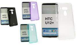 TPU-deksel for HTC U12 Plus / HTC U12+