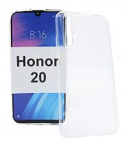Ultra Thin TPU Deksel Honor 20