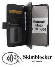 Skimblocker XL Wallet Motorola Moto G20 / Moto G30