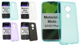 TPU-deksel for Motorola Moto G7 Play