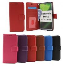 New Standcase Wallet Motorola Moto G7 / Moto G7 Plus